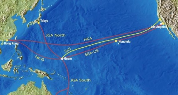 Submarine cables are Guam\'s buried treasure; island pushed ...